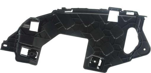 Mercedes Benz Rear, Passenger Side Bumper Bracketmper Bracket-Plastic, Replacement RM76270005