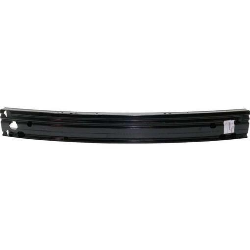Nissan Front Bumper Reinforcement-Steel, Replacement RN01250007