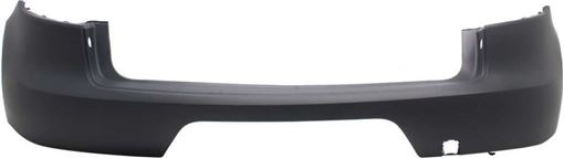 Bumper Cover, Macan 15-18 Rear Bumper Cover, Primed, W/O Park Assist Snsr And Camera Holes, Replacement RP76010001P