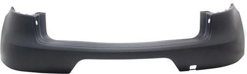 Porsche Rear Bumper Cover-Primed, Plastic, Replacement RP76010002P