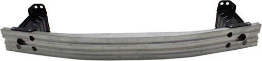 Bumper Reinforcement, Prius 16-18/Prius Prime 17-17 Front Reinforcement, Bar, Aluminum, Replacement RT01250004