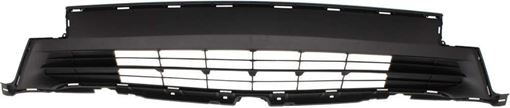 Toyota Lower Bumper Grille-Textured Gray, Plastic, Replacement RT01530003