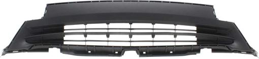 Bumper Grille, Rav4 16-18 Front Bumper Grille, Lower, Textured Dark Gray, (Exc. Se Model) - Capa, Replacement RT01530003Q