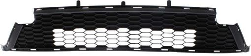 Toyota Lower Bumper Grille-Textured Gray, Plastic, Replacement RT01530005Q
