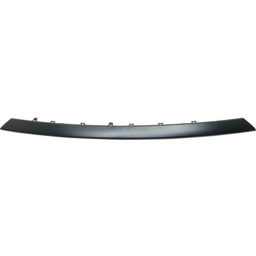 Toyota Front, Center Bumper Trim-Textured, Plastic, Replacement RT01590002