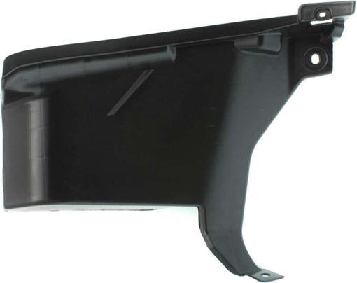 Toyota Rear, Passenger Side Bumper Filler-Primed, Replacement RT76530015