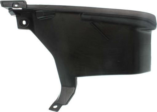 Toyota Rear, Driver Side Bumper Filler-Primed, Replacement RT76530016