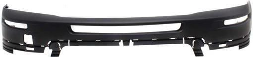 Volvo Front Bumper Cover-Primed, Plastic, Replacement RV01030001P