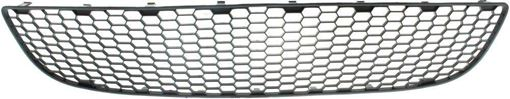 Bumper Grille, Beetle 06-10 Front Bumper Grille, Center, Replacement RV01530002