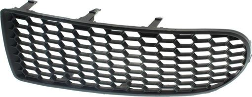 Bumper Grille, Beetle 06-10 Front Bumper Grille Rh, Outer, W/O Fl Holes, Replacement RV01550003