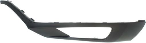 Volvo Front, Driver Side Bumper Trim-Primed, Plastic, Replacement RV01610006