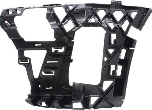 Volkswagen Front, Driver Side Bumper Retainer-Primed, Plastic, Replacement RV01910002