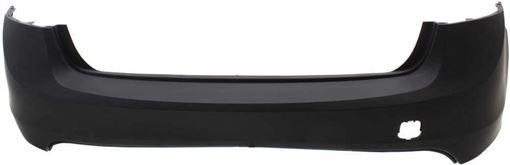 Volvo Rear Bumper Cover-Primed, Plastic, Replacement RV76010004PQ