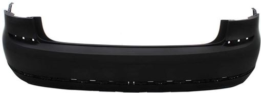 Volkswagen Rear Bumper Cover-Primed, Plastic, Replacement RV76010005P