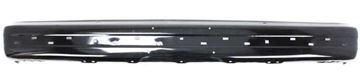 Picture of Replacement Bumper, Bronco Ii 84-88/Ranger 83-88 Front Bumper, Black, W/ Molding Holes | Replacement 7834