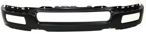 Front Bumper Replacement Bumper-Paint to Match, Steel, Replacement F010102