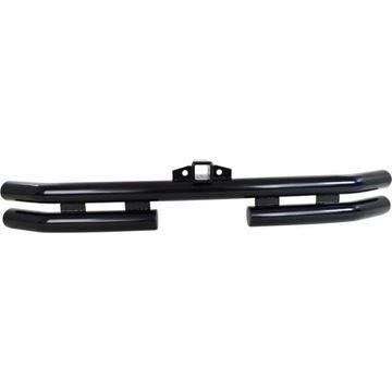 Picture of N-Dure Rear Bumper N-Dure Bumper-Painted Black, Steel | N-Dure REPJ542408