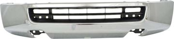 Bumper, Nv Series Full Size Van 12-17 Front Bumper Cover, Lower, Chrome, Steel, S/Sl/(Sv, W/ Appearance Pkg) Mdls, Replacement REPN010367