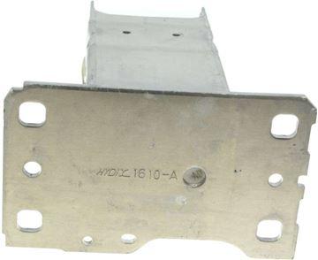 Audi Front, Driver Side Bumper Bracket-Aluminum, Replacement REPA013124