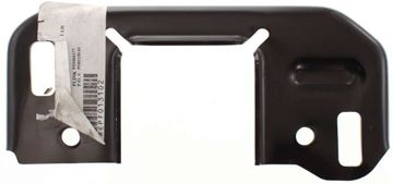 Ford Front, Driver Side Bumper Bracket-Steel, Replacement REPF013102
