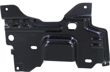 Bumper Bracket, F-Series 09-14 Front Bumper Bracket Lh, Mounting Plate, Replacement REPF013144