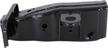 Ford Front, Driver Side Bumper Bracket-Steel, Replacement REPF013152