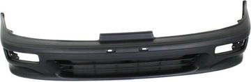Acura Front Bumper Cover-Primed, Plastic, Replacement 1495-2