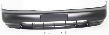 Front Bumper Cover Replacement-Primed, Replacement 9554PQ
