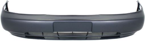 Nissan Front Bumper Cover-Primed, Plastic, Replacement 9554P