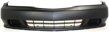 Acura Front Bumper Cover-Primed, Plastic, Replacement A010301P