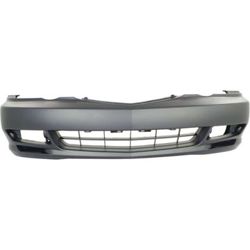 Acura Front Bumper Cover-Primed, Plastic, Replacement A010302P