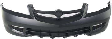 Acura Front Bumper Cover-Primed, Plastic, Replacement A010303P