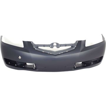 Acura Front Bumper Cover-Primed, Plastic, Replacement A010305P