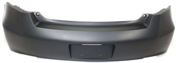 Picture of Replacement Bumper Cover, Accord 08-12 Rear Bumper Cover, Primed, Coupe   Replacement ARBH760101P