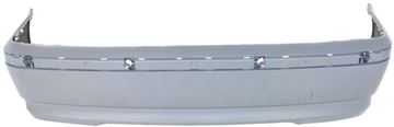 Picture of Replacement Bumper Cover, 3-Series 02-05 Rear Bumper Cover, Primed, W/O Sport Pkg, Sedan | Replacement B760107P