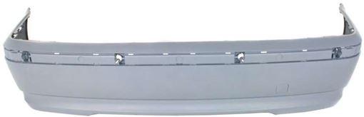 Bumper Cover, 3-Series 02-05 Rear Bumper Cover, Primed, W/O Sport Pkg, Sedan, Replacement B760107P