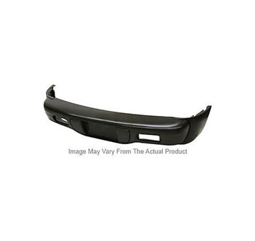 Picture of Replacement Bumper Cover, Accent 00-02 Rear Bumper Cover, Primed, Hatchback   Replacement H760128