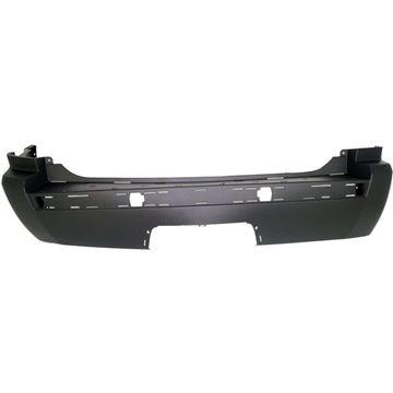 CAPA Rear Bumper Cover For Sportage 09-10 Primed Plastic