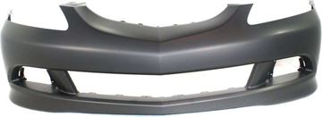 Acura Front Bumper Cover-Primed, Plastic, Replacement REPA010302P
