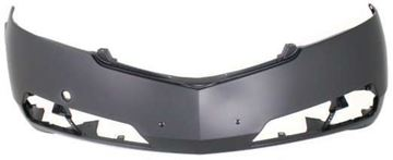 Acura Front Bumper Cover-Primed, Plastic, Replacement REPA010303P