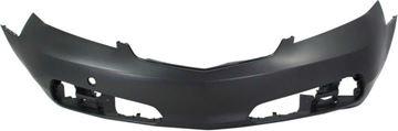 Acura Front Bumper Cover-Primed, Plastic, Replacement REPA010330P