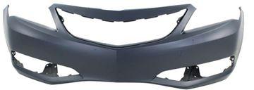 Acura Front Bumper Cover-Primed, Plastic, Replacement REPA010336PQ
