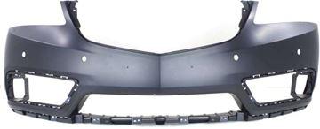 Acura Front Bumper Cover-Primed, Plastic, Replacement REPA010349PQ