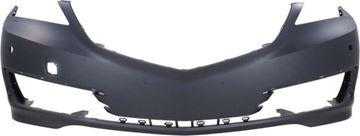 Acura Front Bumper Cover-Primed, Plastic, Replacement REPA010359PQ