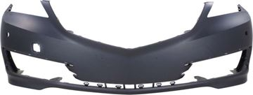 Acura Front Bumper Cover-Primed, Plastic, Replacement REPA010359P