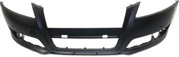 Audi Front Bumper Cover-Primed, Plastic, Replacement REPA010361P