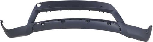 Front Lower Bumper Cover For 2011-2013 BMW X5 w// PDC Sensor Holes Textured CAPA