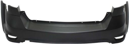 Rear, Upper New Bumper Cover for Dodge Journey CH1114102 2011 to 2014