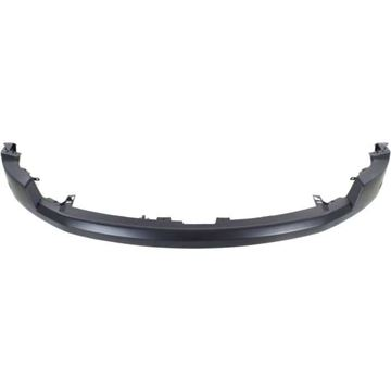 Bumper Cover, F-150 10-14 Front Bumper Cover, Upper, Primed, All Cab Types, Svt Raptor Model, Replacement REPF010390P