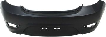 Picture of Replacement Bumper Cover, Accent 12-17 Rear Bumper Cover, Primed, Hatchback   Replacement REPH760169P